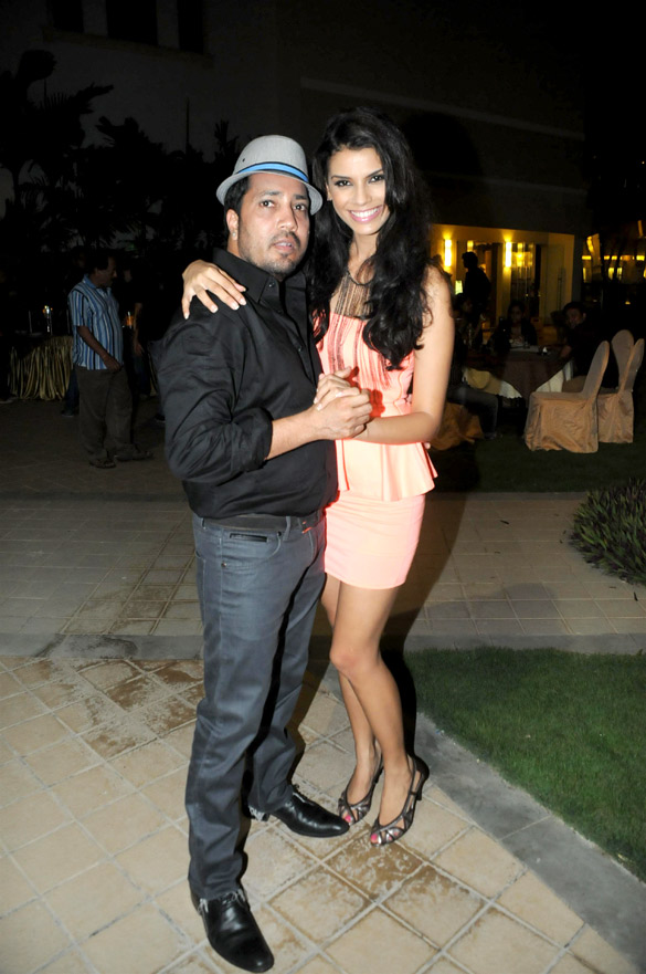 'Pyaar Ka Bhopu' song picturisation completion party