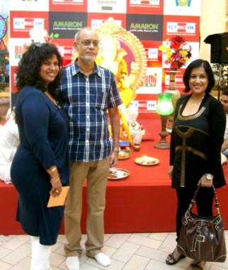 Hema Sardesai, Ujjwal Thengdi, Madhushree