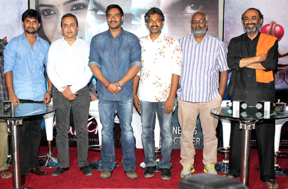 Celebs at the special screening of 'Makkhi'
