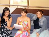 Sayali Bhagat,Sandali Sinha,Nandita Singha