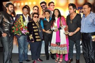 Aryeman Ramsay, Dhumketu Punatar, Bappi Lahiri, Govinda, Rituparna Sengupta, Shakti Kapoor