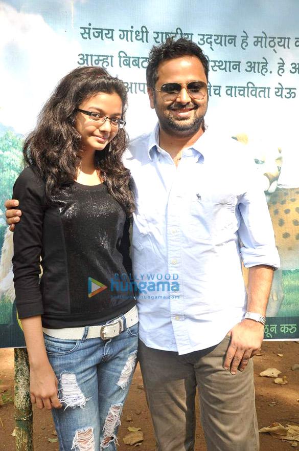 Promotions of 'Delhi Safari'