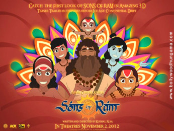 First Look Of The Movie Sons of Ram