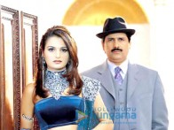 Movie Still From The Film Pyaar Ishq Aur Mohabbat Featuring Monica Bedi