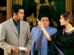 Movie Still From The Film Pyaar Ishq Aur Mohabbat Featuring Sunil Shetty,Kirti Reddy
