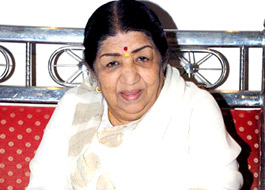 Lata Mangeshkar launches LM Music without fanfare