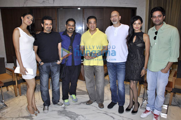 Press meet of the film 'Vishwaroop'