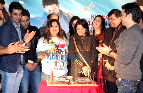 Rohit Bakhshi, Adhyayan Suman, Dolly Bindra, Ragini Nandwani, Kavita Seth, Anitta Dhawan Nandwani, Arun Sharma, Yatin Nandwani