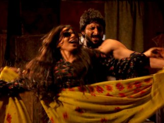 Movie Still From The Film Ishqiya,Arshad Warsi,Vidya Balan