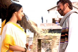 Movie Still From The Film Ishqiya,Naseruddin Shah,Vidya Balan