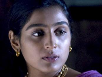 Movie Still From The Film Striker,Padmapriya