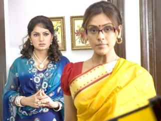 Movie Still From The Film Idiot Box,Upasna Singh,Hrishita Bhatt