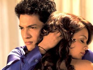 Movie Still From The Film Shaapit,Aditya Narayan,Shweta Agarwal