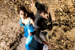 Movie Still From The Film Shaapit,Shweta Agarwal,Aditya Narayan