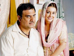 Movie Still From The Film Well Done Abba,Boman Irani,Minissha Lamba