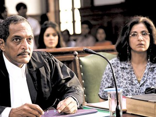 Movie Still From The Film Tum Milo Toh Sahi,Dimple Kapadia, Nana Patekar