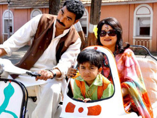 Movie Still From The Film My Friend Ganesha 3,Sayaji Shinde, Himani Shivpuri, Rahul Pendkalkar