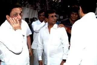 Photo Of Jetendra From The Bollywood stars at Sujit Kumar's prayer meeting