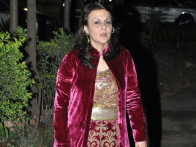 Photo Of Vandana Malik From The Imran Khan's engagement with Avantika Malik