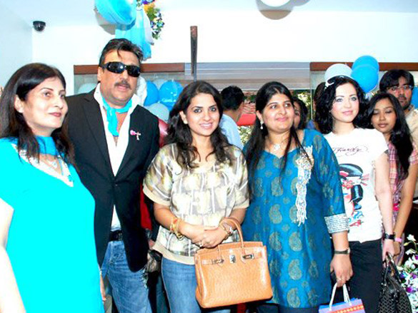 Jackie Shroff inaugurates Geetus Store