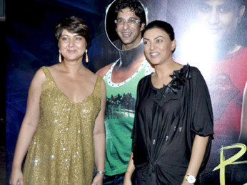 Photo Of Wasim Akram,Sushmita Sen From Sushmita and Wasim Akram grace Candice-Lubna-Asif-Vipul Bday bash