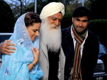 Movie Still From The Film Virsa,Mehreen Raheal,Gulshan Grover,Arya Babbar
