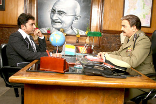Movie Still From The Film Kuchh Kariye,Sukhwinder Singh,Surendra Pal