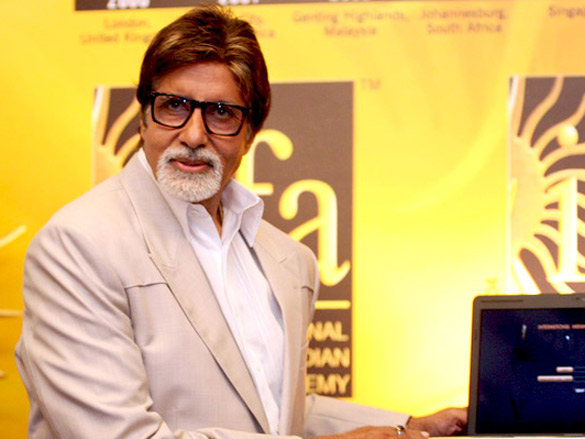93b9077eace Amitabh Bachchan inaugurates the IIFA 2010 voting Parties   Events ...