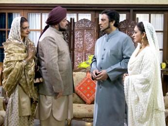 Movie Still From The Film Sadiyaan,Rekha,Rishi Kapoor