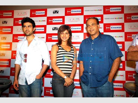 Press conference of What's Your Raashee at BIG Cinemas,Ghatkopar