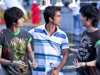 Movie Still From The Film Badmaash Company,Shahid Kapoor,Meiyang Chang
