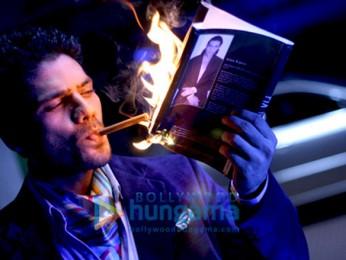 Movie Still From The Film Fox Featuring Vipul Gupta