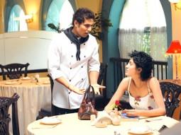 Movie Still From The Film Love Khichdi Featuring Randeep Hooda,Jessy Randhawa