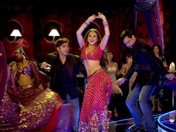 Preity Zinta,Sohail Khan,Yash Tonk