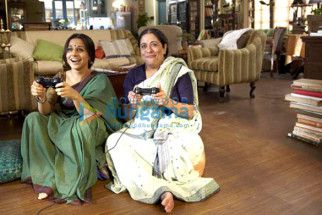 Movie Still From The Film Paa Featuring Vidya Balan
