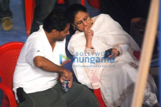 On The Sets Of The Fillim of Aladin Featuring,Jaya Bachchan
