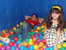Photo Of Darsheel Safary,Ziyah Vastani From The Aftab and Mahima at Roary the racing car launch