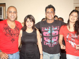 Photo Of Baba Segal,Ashima,Vikrum Kumar,Lakshmi Rai From The Vikrum Kumar celebrates his birthday