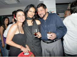Photo Of Anaida,Farid Currim From The TV and Fashion celebs grace the launch of WTF lounge