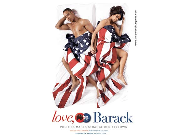 First Look Of The Movie Love, Barack