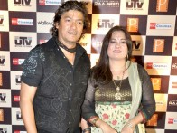 Photo Of Aadesh Shrivastav,Vijeyta Pandit From The Premiere of Raajneeti