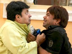 Movie Still From The Film Khatta Meetha,Rajpal Yadav