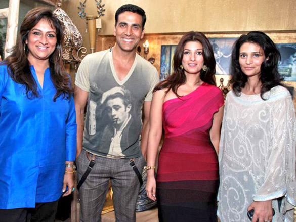 Launch of Twinkle Khanna's The White Window