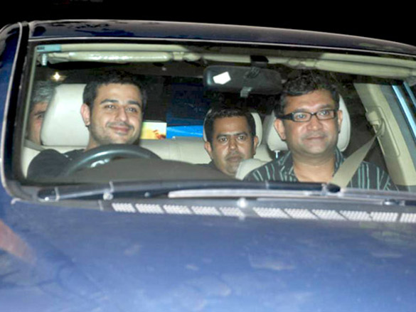 Special screening of 'Prince' hosted by Vivek Oberoi