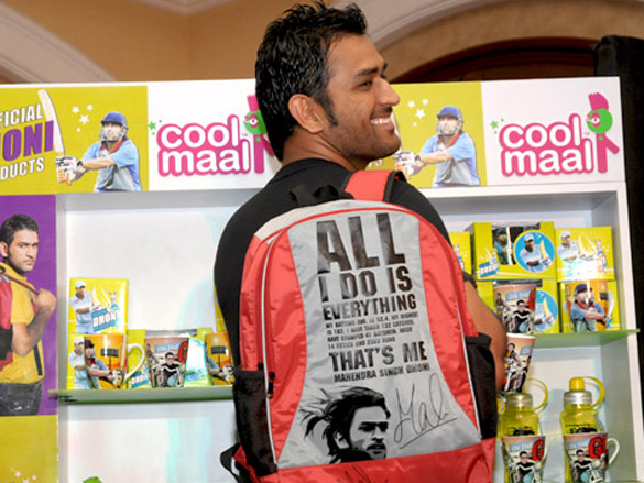 Cool Maal launches official merchandise of Mahendra Singh Dhoni