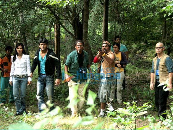 Nitin Reddy,Priyanka Kothari,Rasika Duggal,Kali Prasad Mukherjee,Gautam Rode