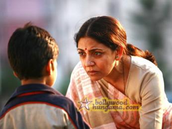Movie Still From The Film Firaaq Featuring Deepti Naval