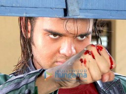 Movie Still From The Film The Murderer Featuring Mimoh Chakraborty