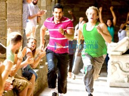 Movie Still From The Film New York Featuring John Abraham
