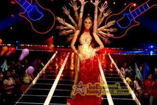 Movie Still From The Film Kal Kissne Dekha Featuring Vaishali Desai